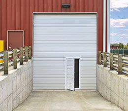Specialty Application Overhead Sectional Doors
