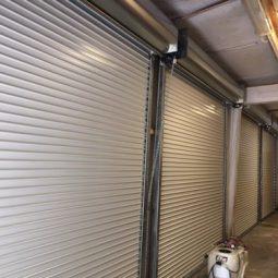 industrial doors