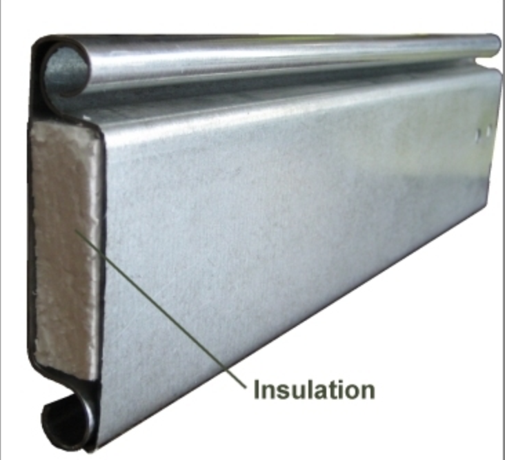 Insulated Rolling Steel Doors, Insulated Steel Roll Up Garage Doors