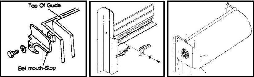 Install a Roll Up Door