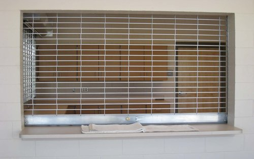 Counter Rolling Grille