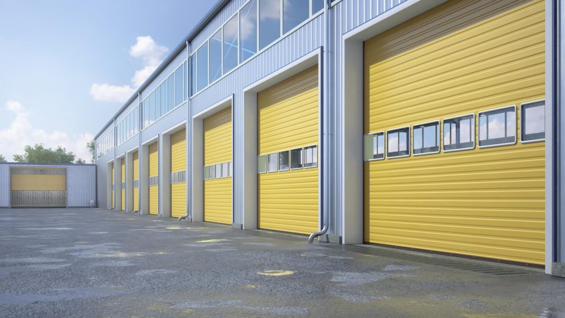 What do you look for in a high-performance rolling door